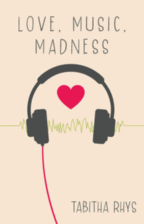 Tabitha Rhys Love, Music,Madness Cover Image