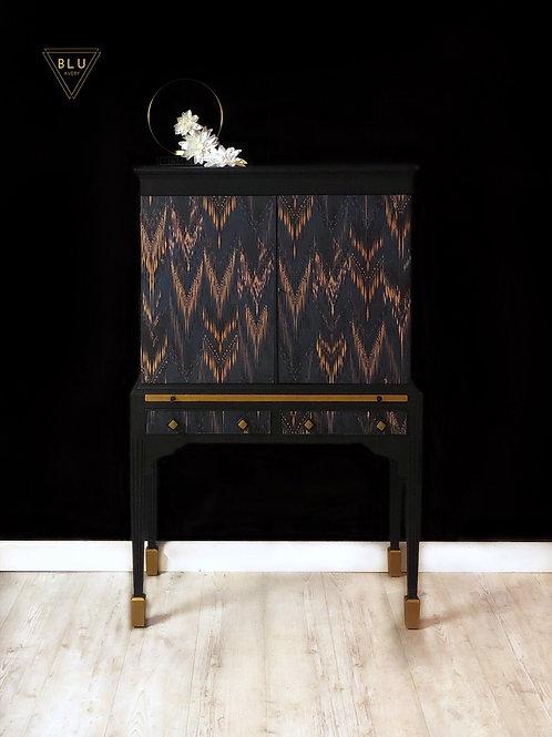 Art Deco Drinks Cabinet, Cocktail Cabinet