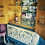 Thumbnail: Chinoiserie China Blue Drinks Cabinet