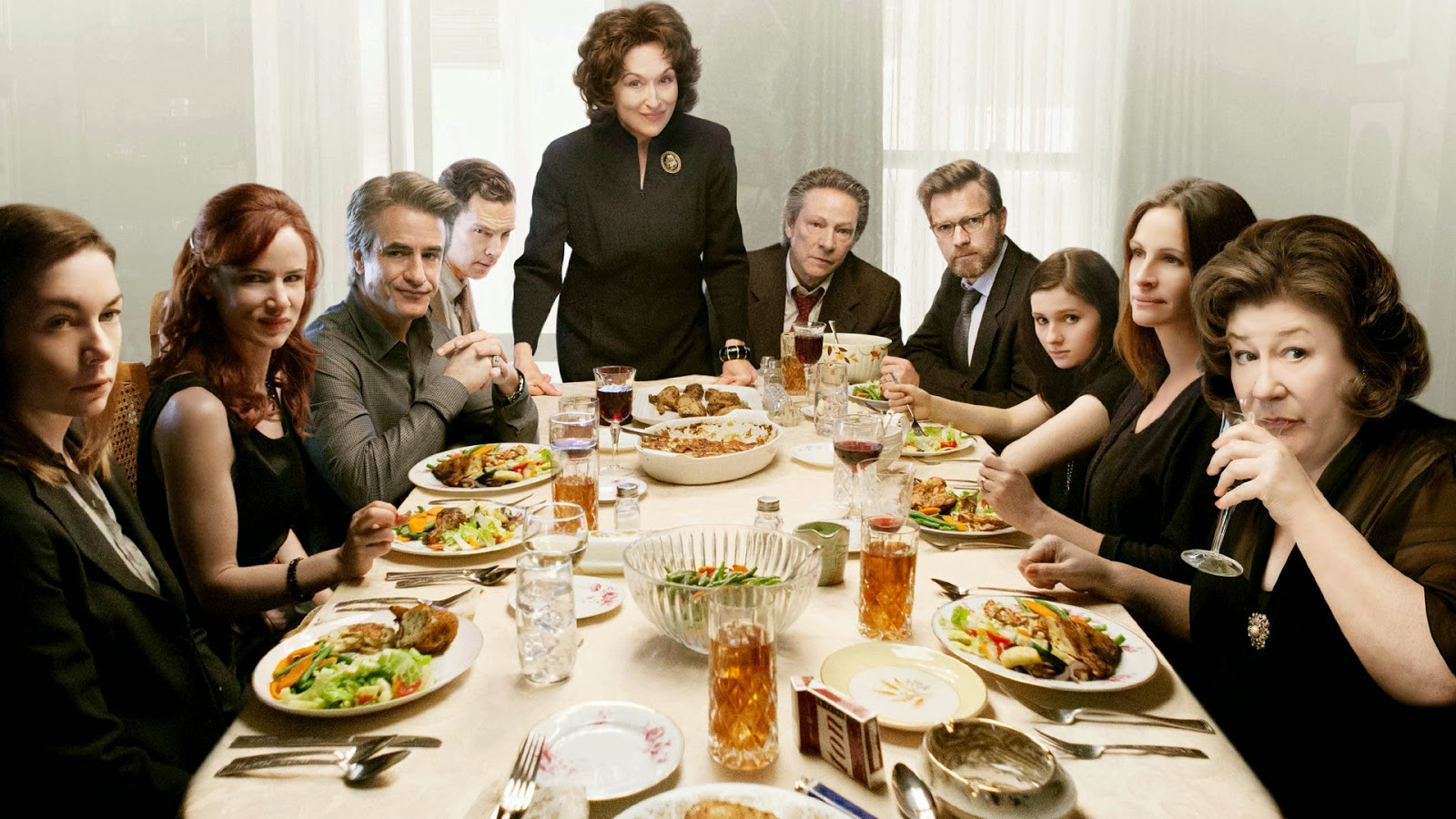 August: Osage County cast picture
