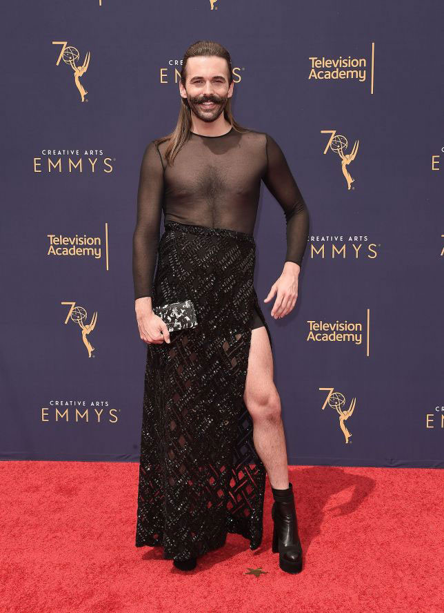 JVN at the Emmy's