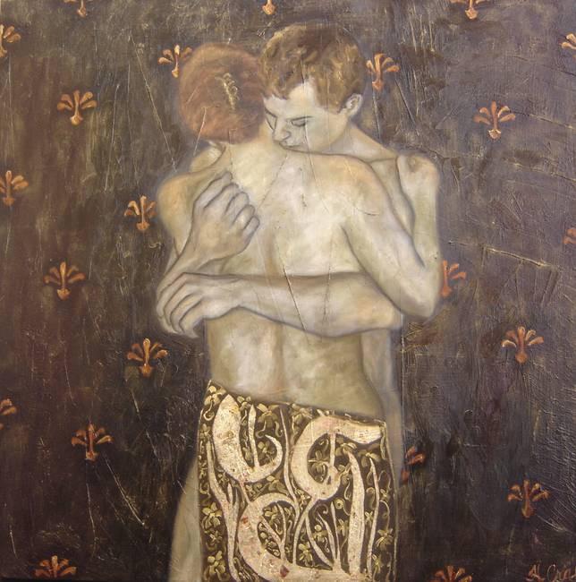 Artist's rendition of Romeo & Juliet