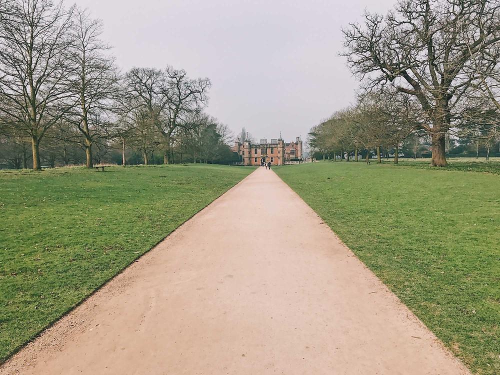 Charlecote Park Entry