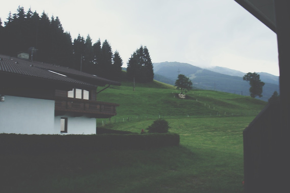 Austrian Countryside, photo courtesy of Phillip Trey