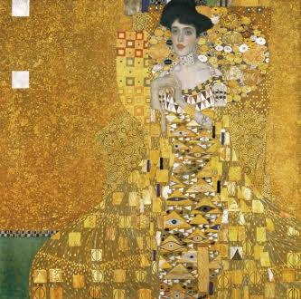 "Klimt's ""Adele Bloch-Bauer"" aka ""The Lady in Gold"""