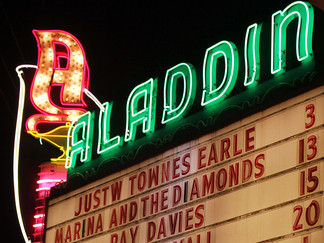 The Fourth of Three Wishes: Portland's Aladdin Theatre