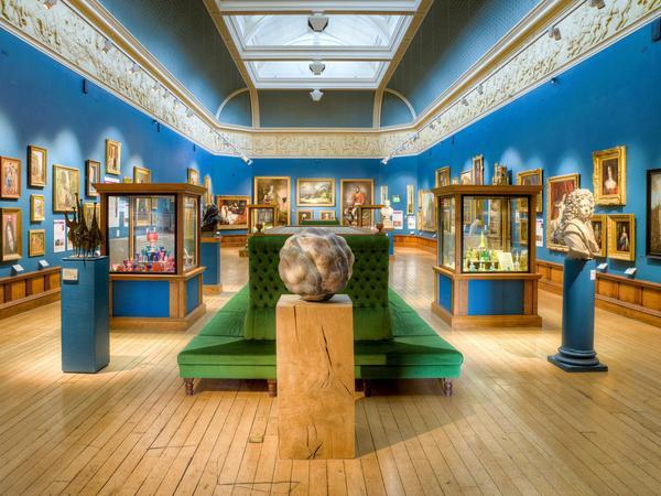 Victoria Art Gallery Main Hall
