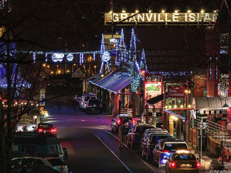 Granville Island: Success and Good Company