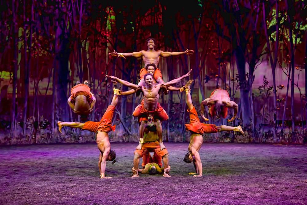 Cavalia's Performers