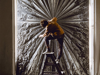 Weight & Gravity, Jay DeFeo's The Rose