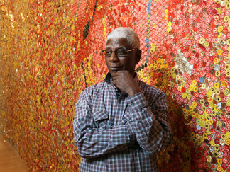 El Anatsui and My Love of Modern Art Museums