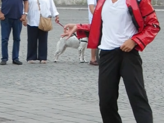 That Time I Saw Michael Jackson Perform in Piazza De Popolo