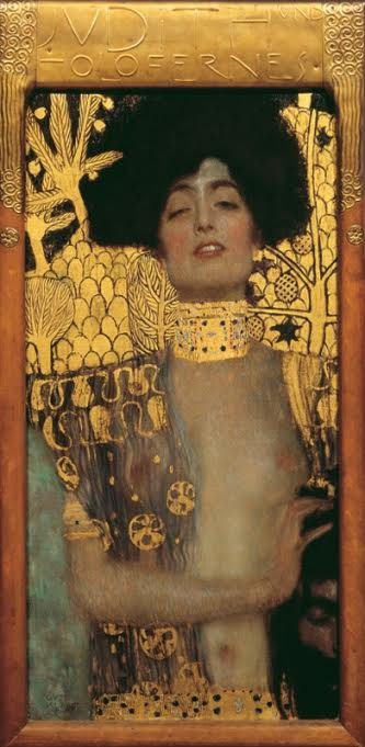 "Klimt's ""Judith and the Head of Holofernes"""