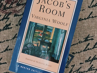 "Spending Time in ""Jacob's Room"""