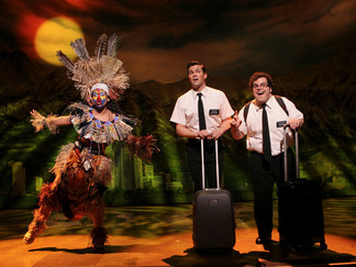 Americanism on Broadway: The Book of Mormon Musical