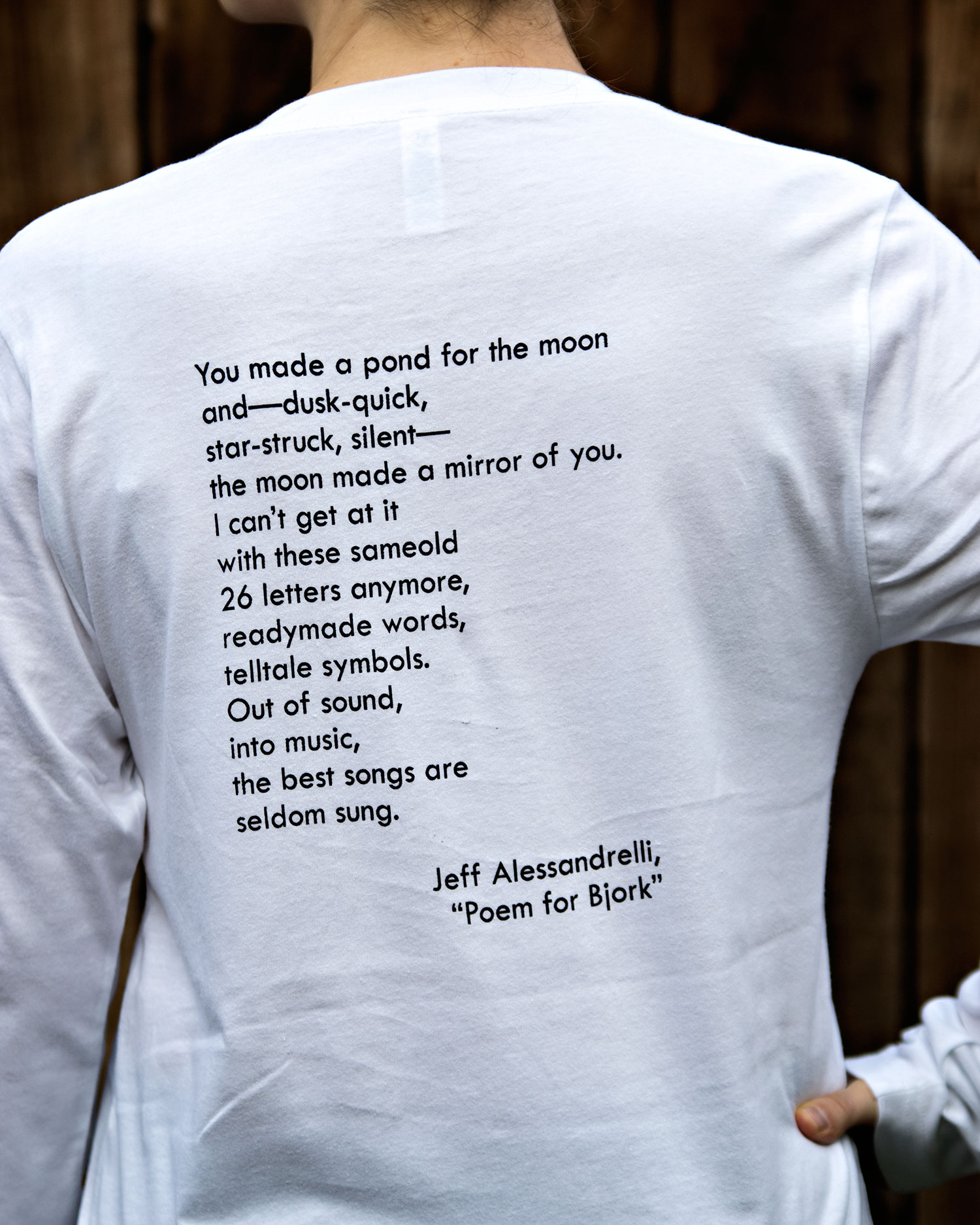 Poem-for-Bjork-Unisex-Small