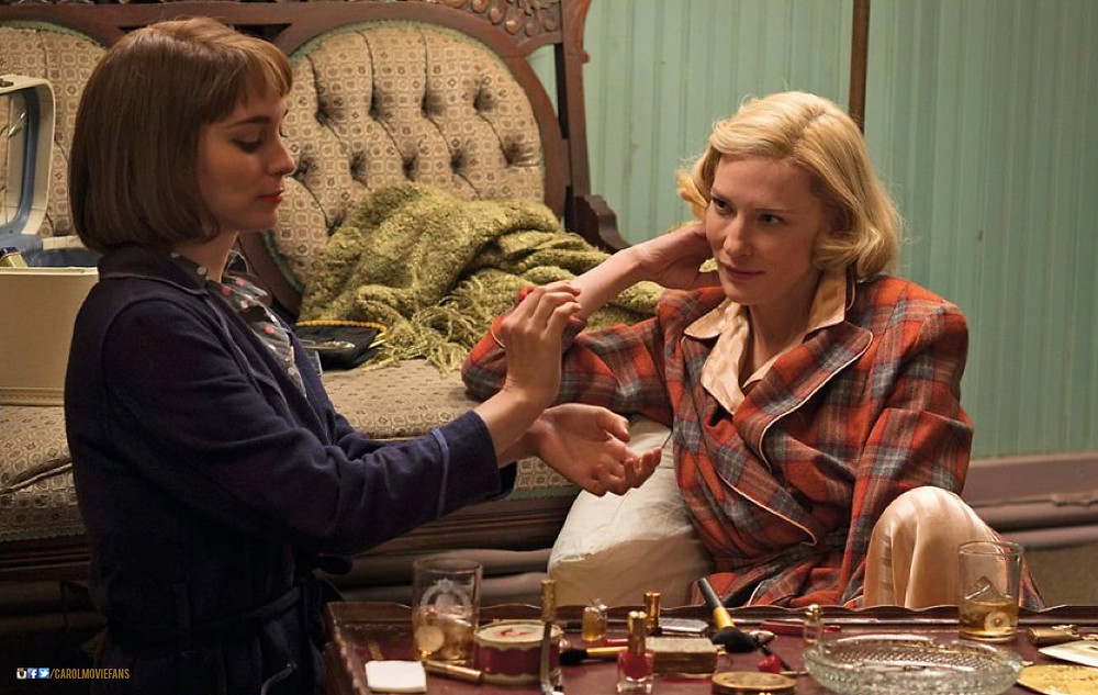 From the film Carol