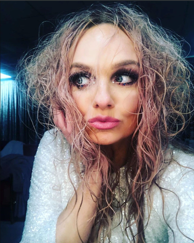 Photo from Baby Spice / Emma Bunton's Instagram