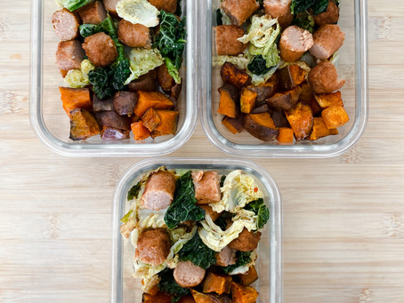 How meal prep can simplify your life