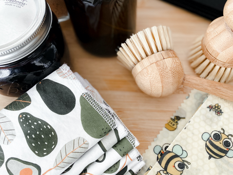 10 Tips to create an eco-friendly kitchen