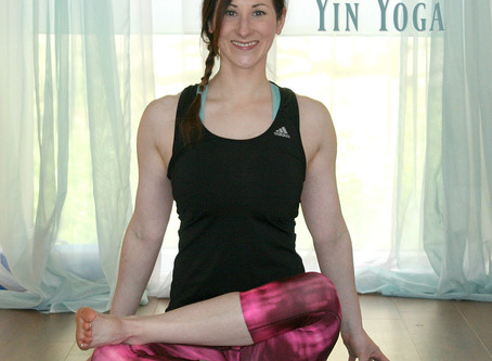 How Yin Yoga is Different to Vinyasa (Yang) Yoga