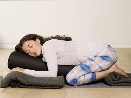 Restorative Yoga and its's Benefits