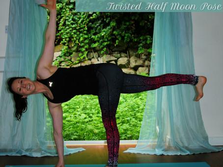 Rejuvenate and Cleanse Your Body: Parivrtta Ardha Chandrasana