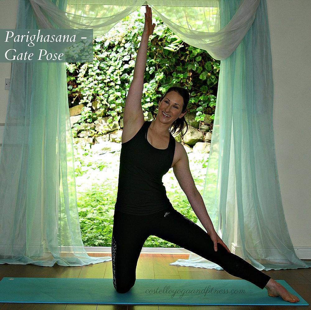 Parighasana - Gate Pose