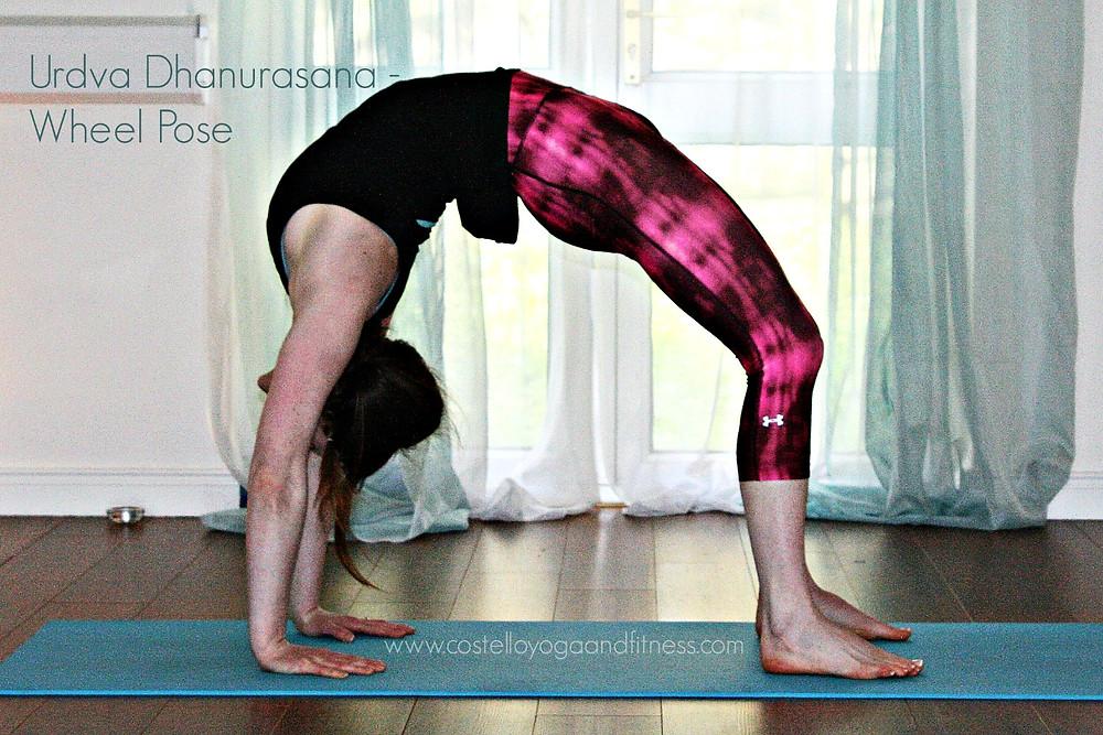 Urdhva Dhanurasana - Upward Bow