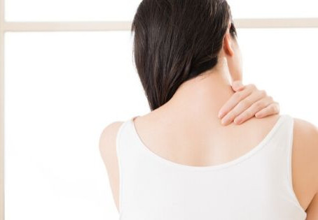 Ease and Calm the Mind by Releasing Tension in Neck and Shoulders