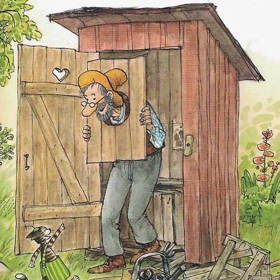 Театрализованная читка книги «Финдус переезжает»