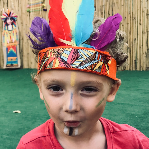 Квест «По следам индейцев» в Нетании в 11:00