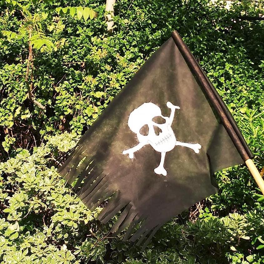 Квест «В поисках пиратских сокровищ» (5+)