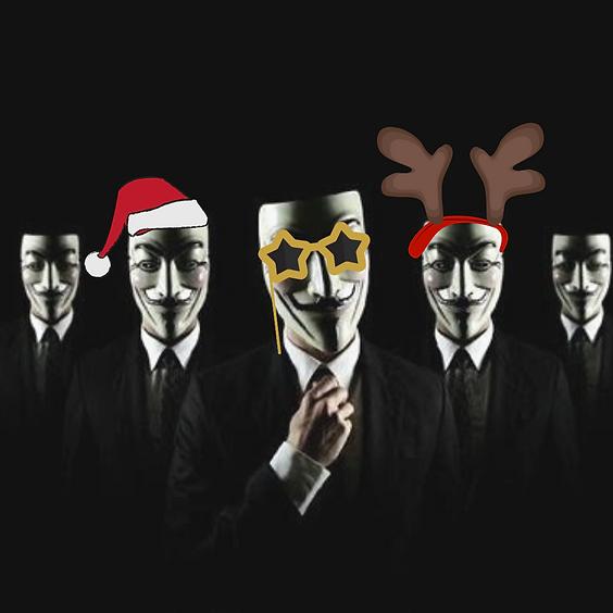 Новогодняя мафия-party