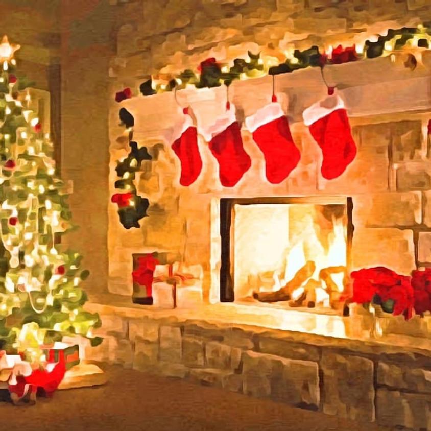 Комната Деда Мороза