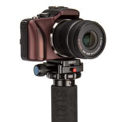 MP-20 zwischen Stativ & Kamera