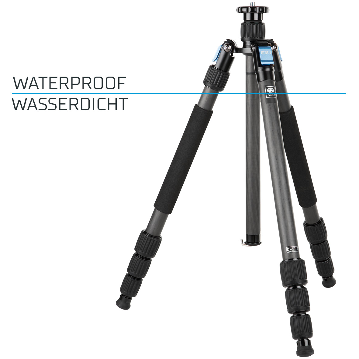 WATERPROOF / WASSERDICHT