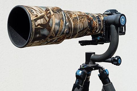 Nikon D850 auf PH-20 (Foto: Heinrich Bolte)
