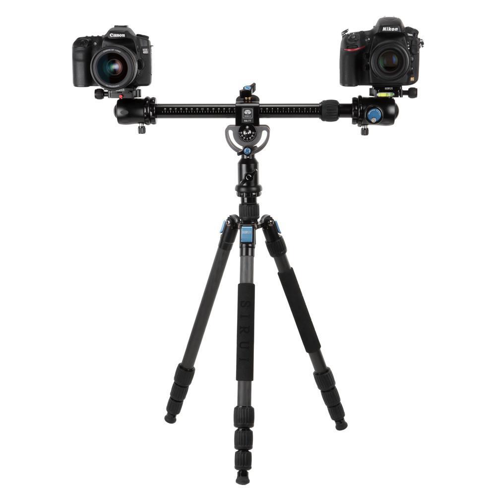 Zwei Kameraarm