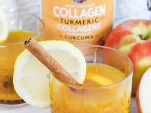 Apple Cinnamon Collagen Cider