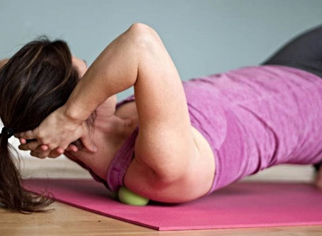 How Yoga Tune Up® Balls Rolled Off My Mat and Into My Life