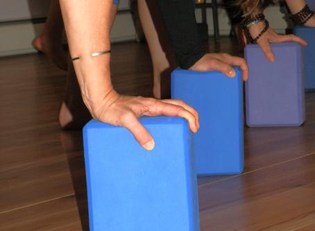 My yoga story began when...