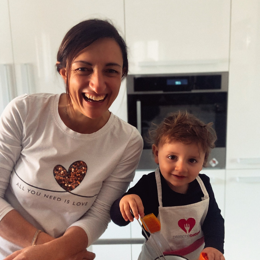 In cucina con la mamma - corso speciale