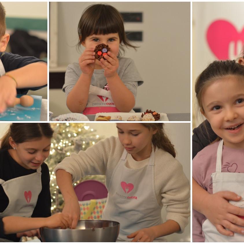 Corso di cucina junior - gennaio