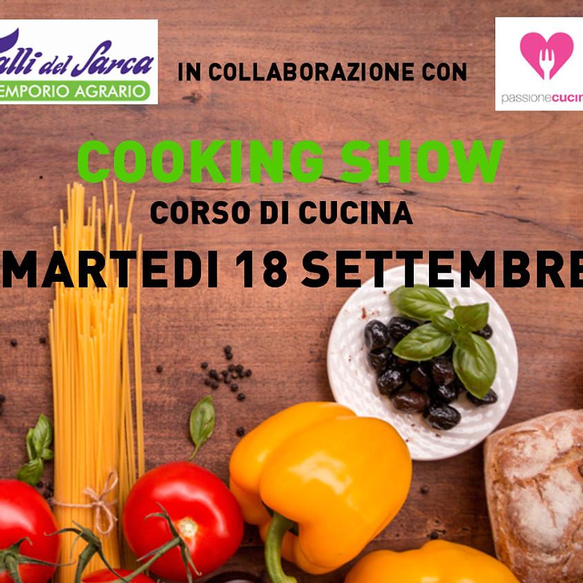 Cooking show - Valli del Sarca