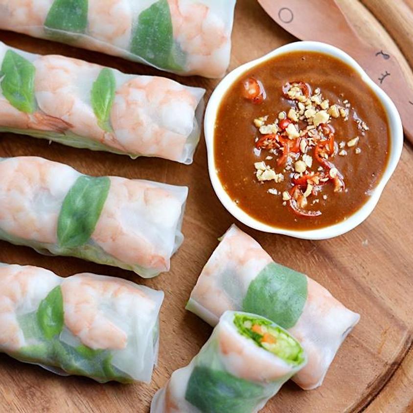 Corso di cucina Vietnamita