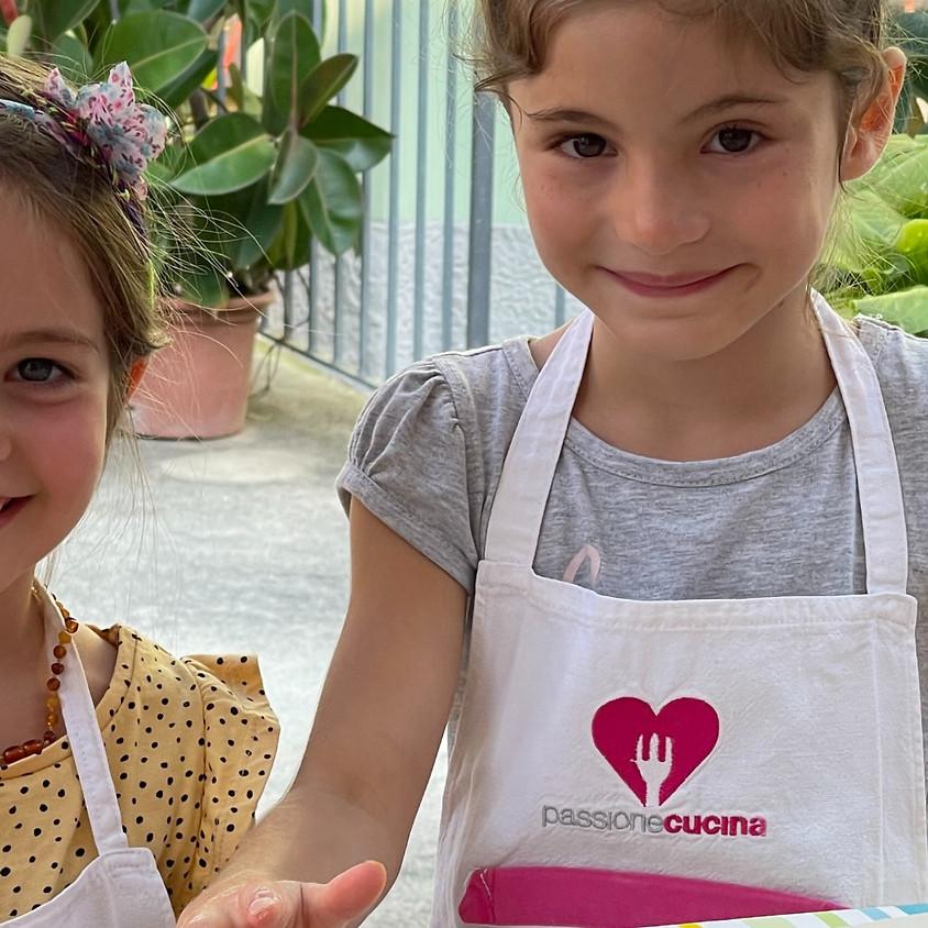 Corso di cucina junior - speciale estate - agosto