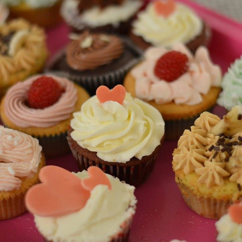 Cookies, cup cake e muffins