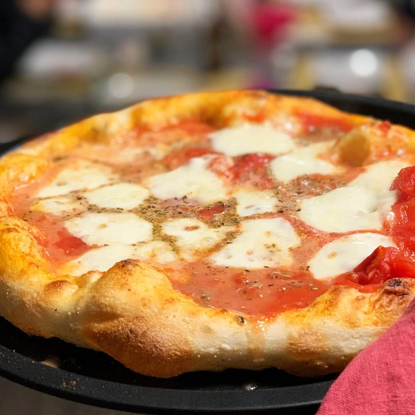 Focaccia, pizza e grissini - online