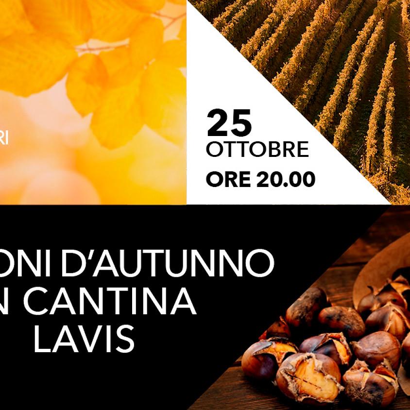 Passioni d'autunno in Catina Lavis